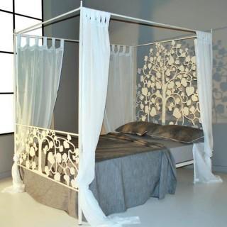 Кованая кровать АннаИр