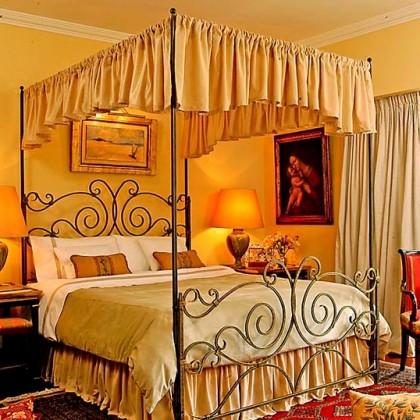 Кованая кровать Эдея