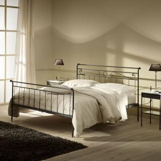 Кованая кровать Эпил
