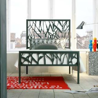 Кованая кровать Гуниор