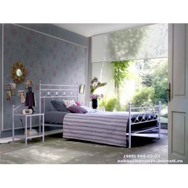 Кованая кровать Ирджу