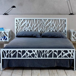 Кованая кровать Неонг