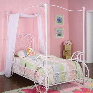 Кованая кровать Ниули