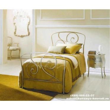 Кованая кровать Оллейф
