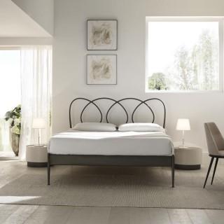 Кованая кровать Реил