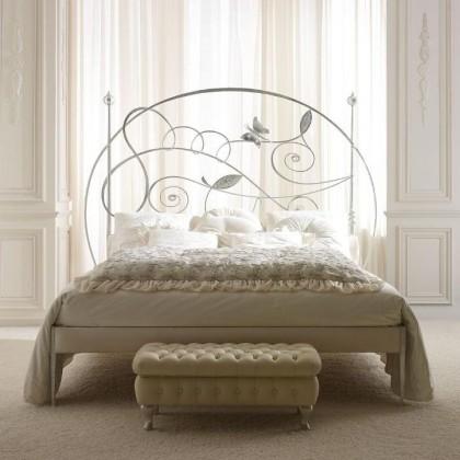 Кованая кровать Роира