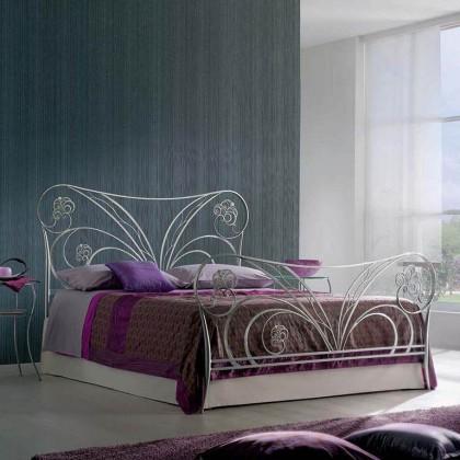 Кованая кровать Уитольф