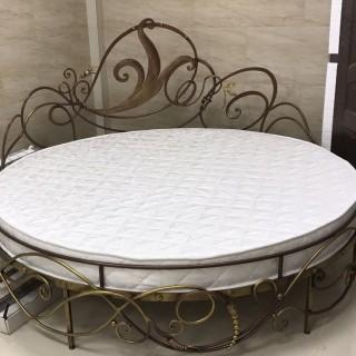 Кованая кровать Адальвен