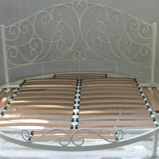 Кованая кровать Кэртон