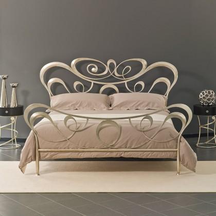 Кованая кровать Бранднот