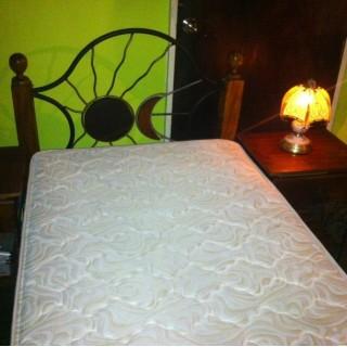 Кованая кровать Фригу