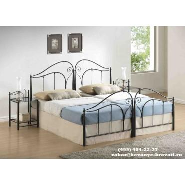 Кованая кровать Гунегиль