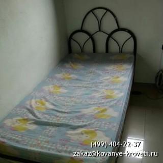 Кованая кровать Имодо