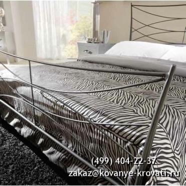 Кованая кровать Изенска