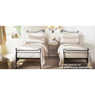Кованая кровать Кервид