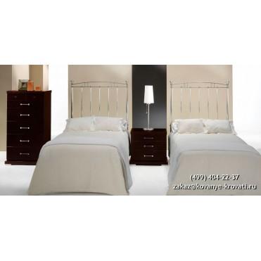Кованая кровать Ниуп