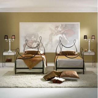 Кованая кровать Оргриф