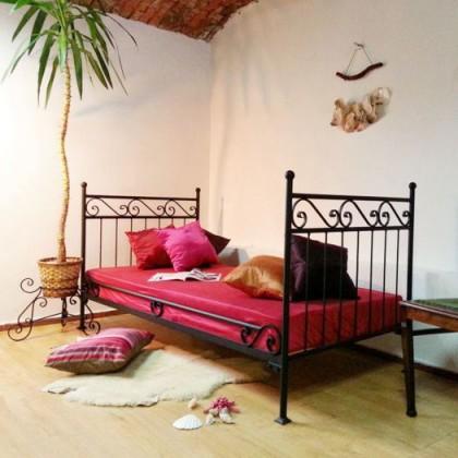 Кованая кровать Верона