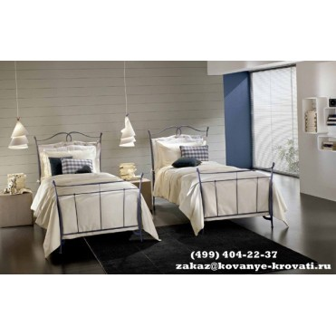 Кованая кровать Аитон