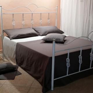Кованая кровать Браниильмо
