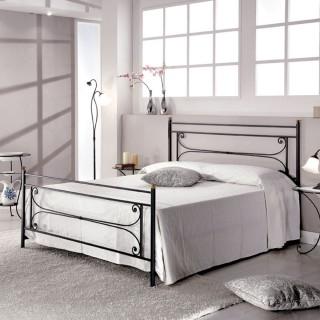 Кованая кровать Грисса