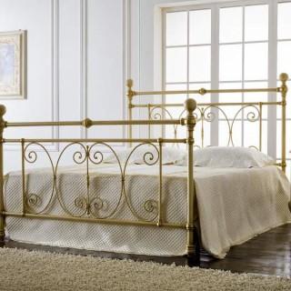 Кованая кровать Вудис