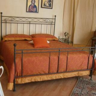 Кованая кровать Катри