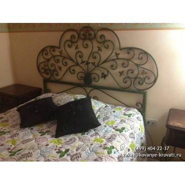 Кованая кровать Арнегед