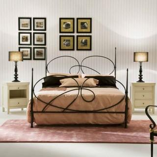 Кованая кровать Эогри