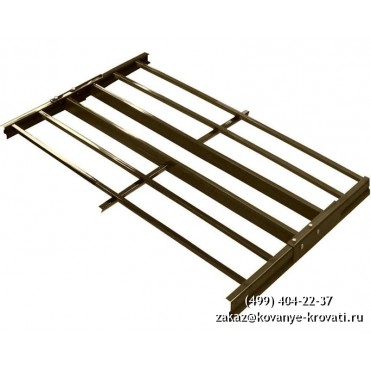 Кованая кровать Эрмеско