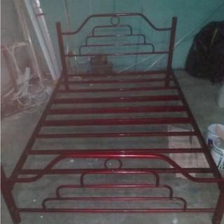Кованая кровать Эзгейр