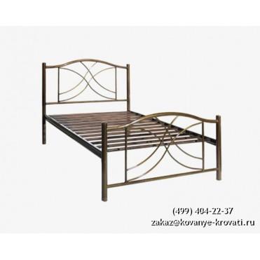 Кованая кровать Гонино