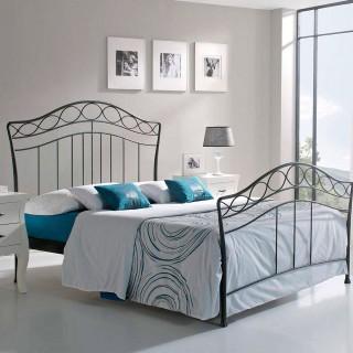Кованая кровать Григест