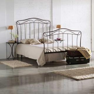 Кованая кровать Гривальд