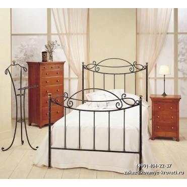 Кованая кровать Иосгрин