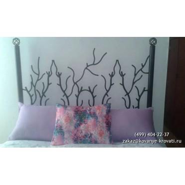 Кованая кровать Нордбронд