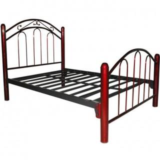 Кованая кровать Рекгерд