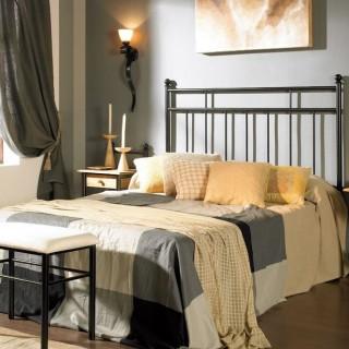 Кованая кровать Сульгаст