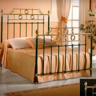 Кованая кровать Темор