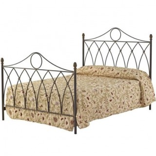 Кованая кровать Венвит