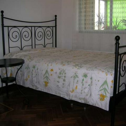 Кованая кровать Арнинри