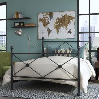 Кованая кровать Марвит