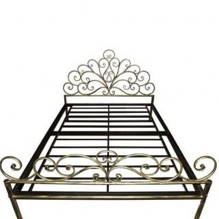 Кованая кровать Нардгун