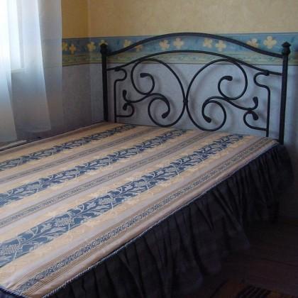Кованая кровать Релин