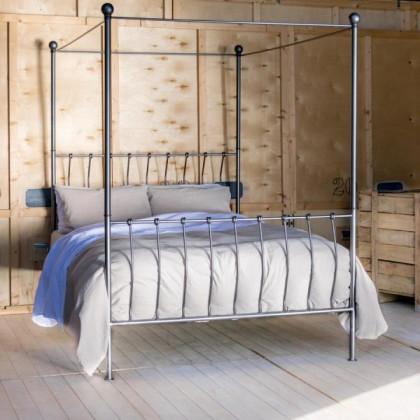 Кованая кровать Андбрано
