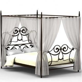 Кованая кровать Эори