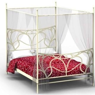Кованая кровать Хардаав