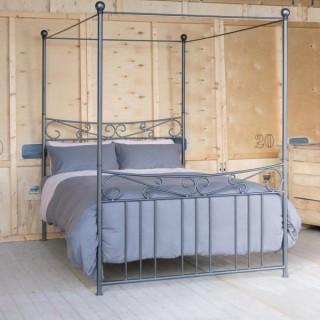Кованая кровать Ирим