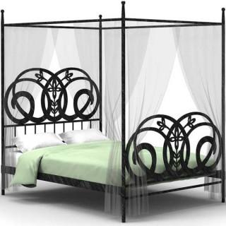 Кованая кровать Иугю