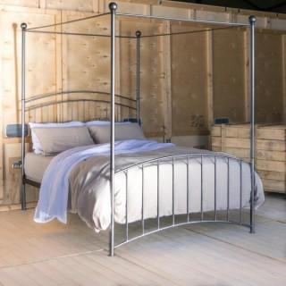 Кованая кровать Изенберт